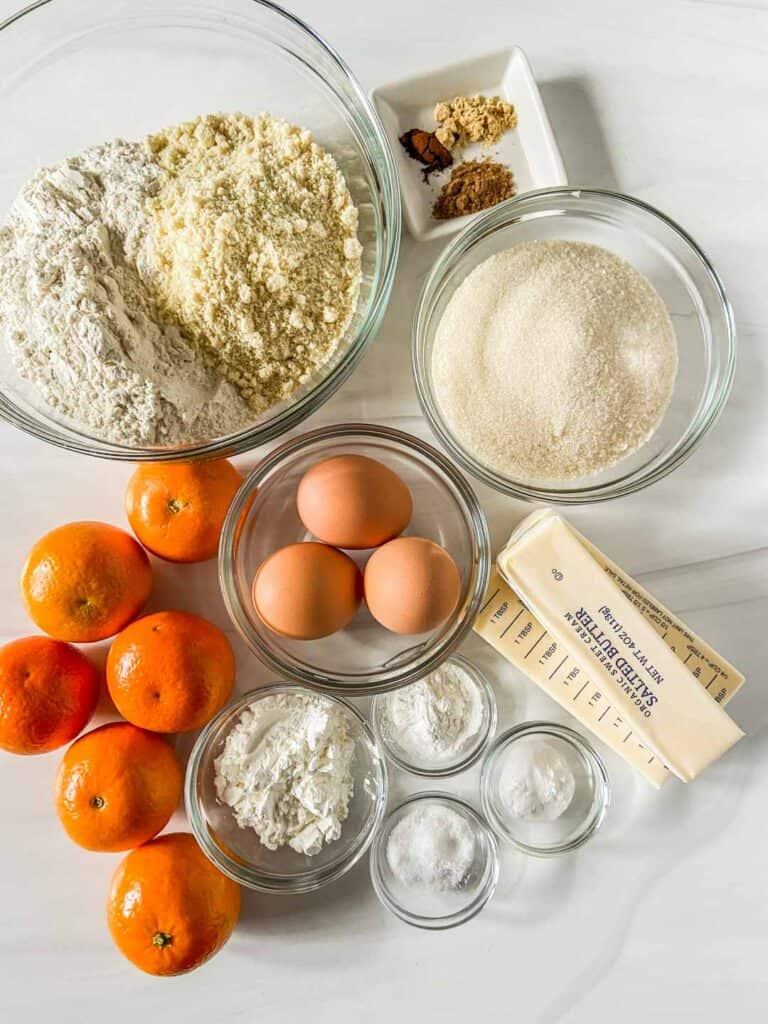 bundt cake ingredients