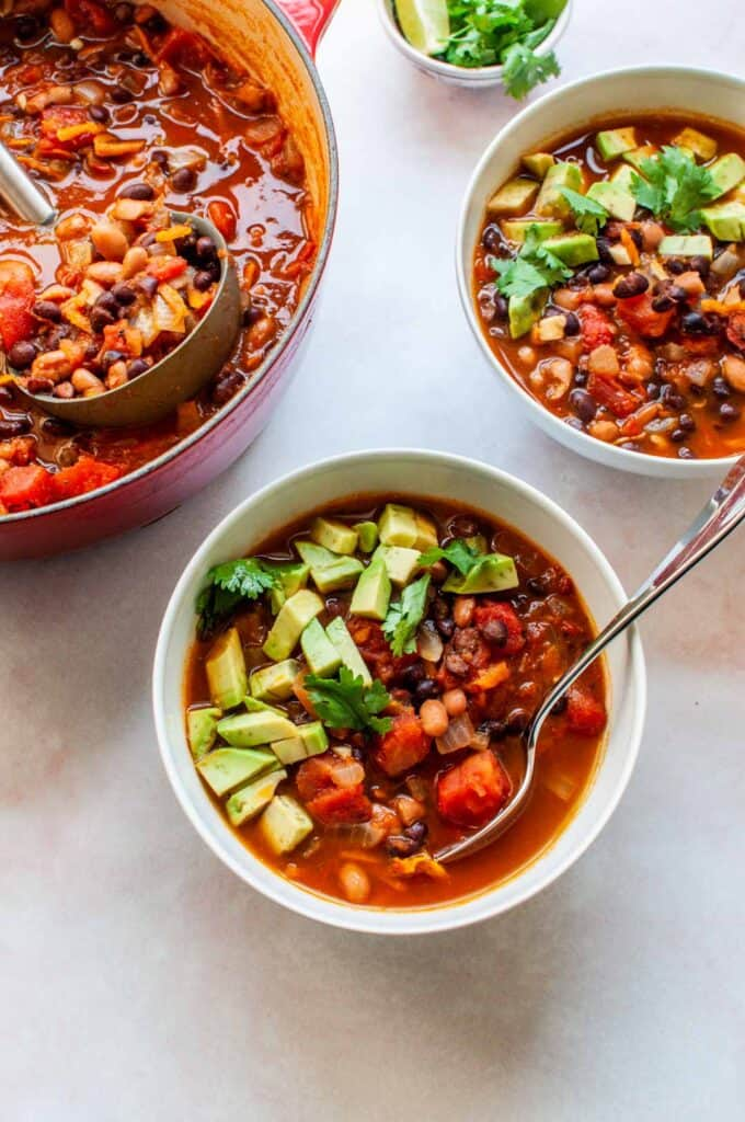 The Ultimate Vegan Chili Recipe This Healthy Table