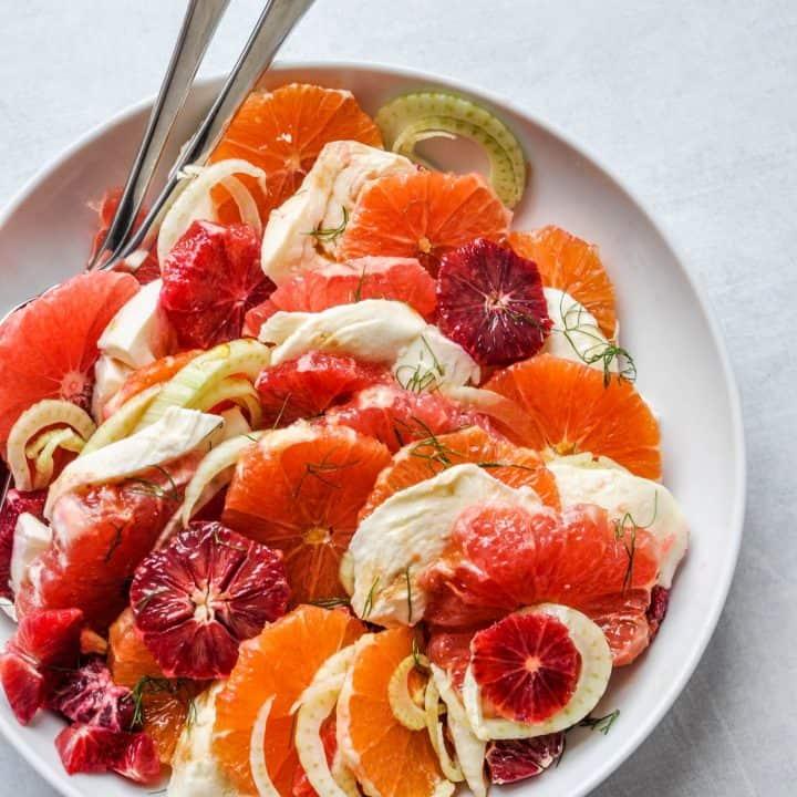 Citrus and Fennel Salad Recipe