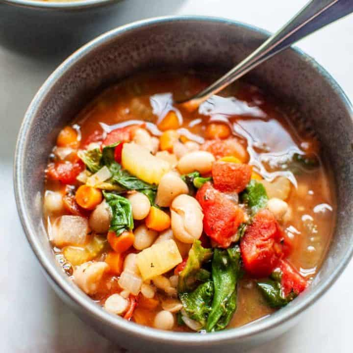 White Bean Soup Recipe
